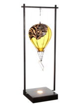 Luftballong Zebra Gul