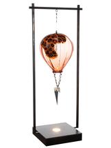 Luftballong Leopard Rosa