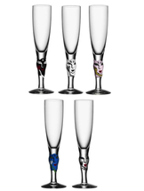 Open Minds Champagne 5-pack