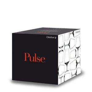 Pulse Öl 4-pack - Orrefors Ölglas