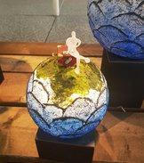 Globe Blå