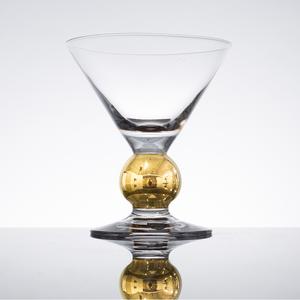 Nobel Martini  Champagne - Orrefors Martiniglas