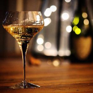 Intermezzo Blå Champagne Coupe