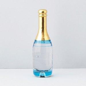 Celebrate Champagne Flaska Blå - Kosta Boda