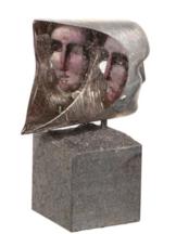 Janus Huvud Liten Rosa