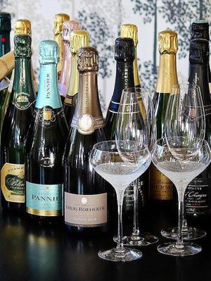 Divine Champagneglas Coupe - Orrefors