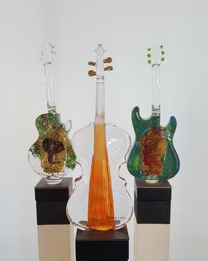 Gitarr Antilop Sweet tones of Africa - Kosta Boda