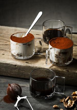 Hotto Espresso/Glögg Stripes 2-pack