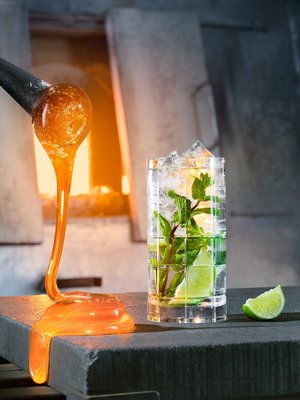 Street Highball Drinkglas - Orrefors