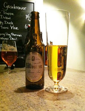 Difference Ale Öl - Orrefors Ölglas
