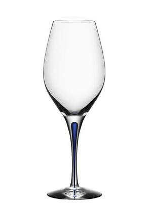 Intermezzo Blå Balance Vin - Orrefors Vinglas