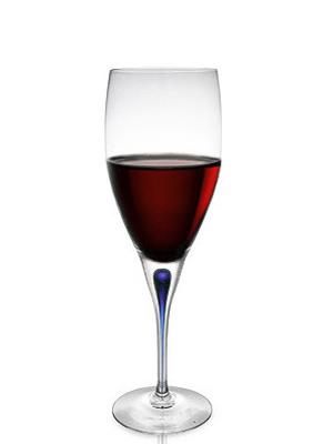 Intermezzo Blå Rödvin - Orrefors Rödvinsglas