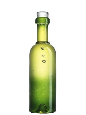 Celebrate Vin Flaska Grön - Kosta Boda