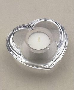 Amour Ljuslykta Hjärta - Orrefors