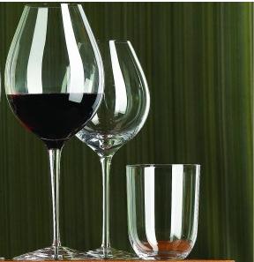 Difference Fruit Vitvin- Orrefors Vinglas